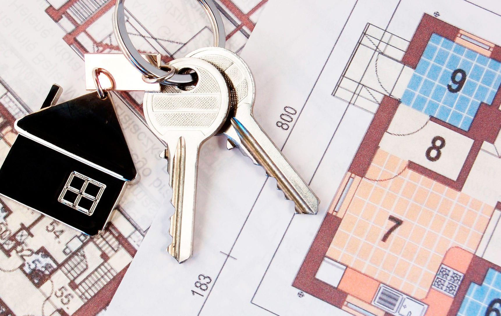 Раздел квартиры при и после развода между супругами