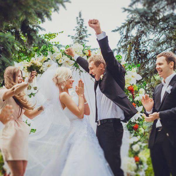 Свидетели в загсе — присутствие при регистрации брака