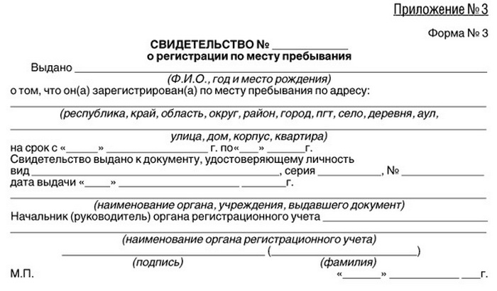 Какие документы нужны для прописки в квартиру? перечень документов для прописки в квартиру