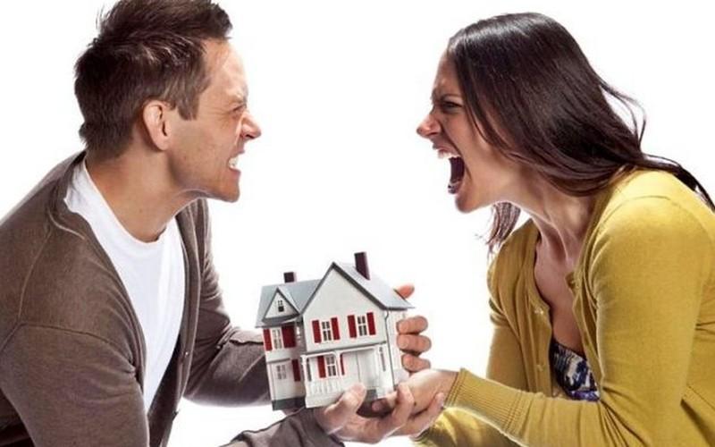 Денежная компенсация за имущество при разводе