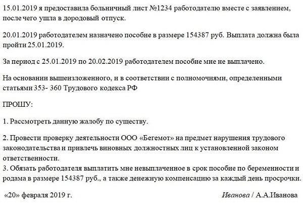 Кто платит декретные государство или работодатель в 2019 году