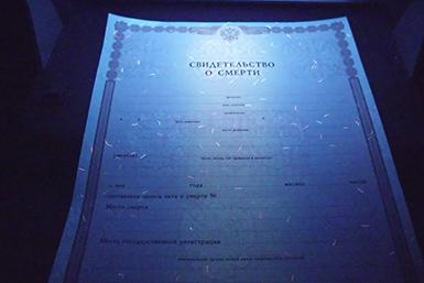 Как и где получить дубликат (копию) свидетельства о смерти, как восстановить утерянный документ
