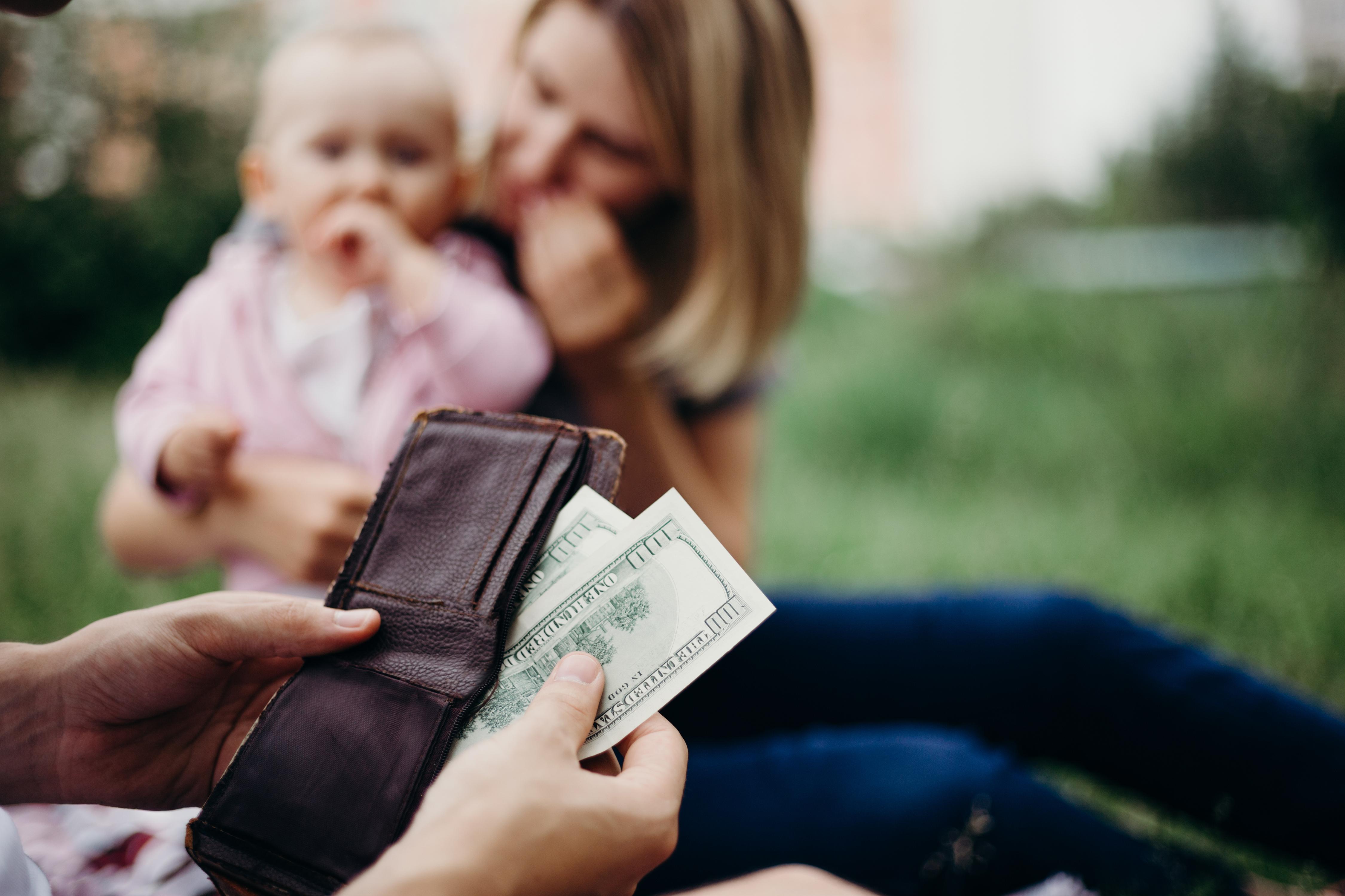 Алименты: из каких доходов удерживать. изменения