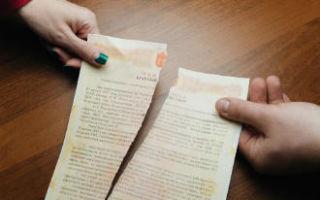 Изменение и расторжение брачного контракта: алгоритм проверенный годами