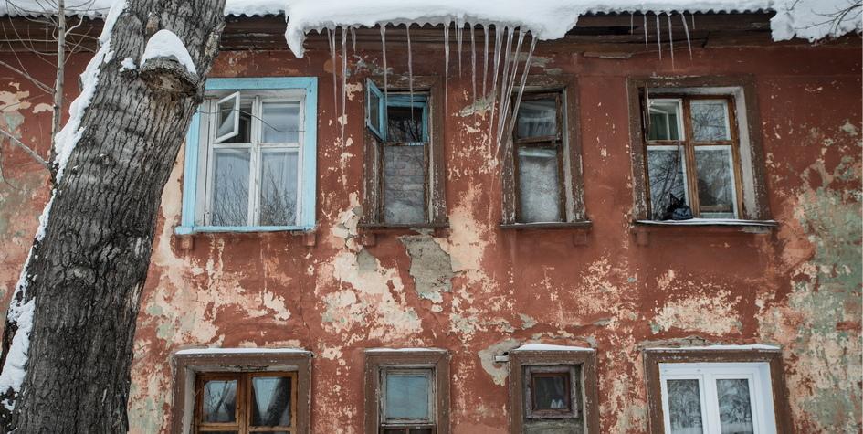 Живите дальше: ветхие дома оставят в эксплуатации