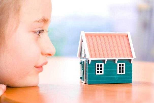 Как оформить наследство на несовершеннолетнего ребенка