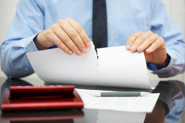 Досрочное расторжение договора каско со страховой компанией