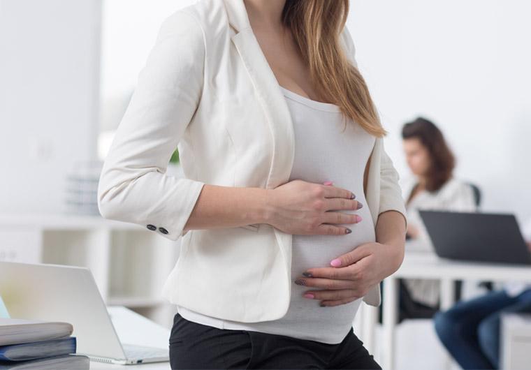 Могут ли уволить женщину если она беременна