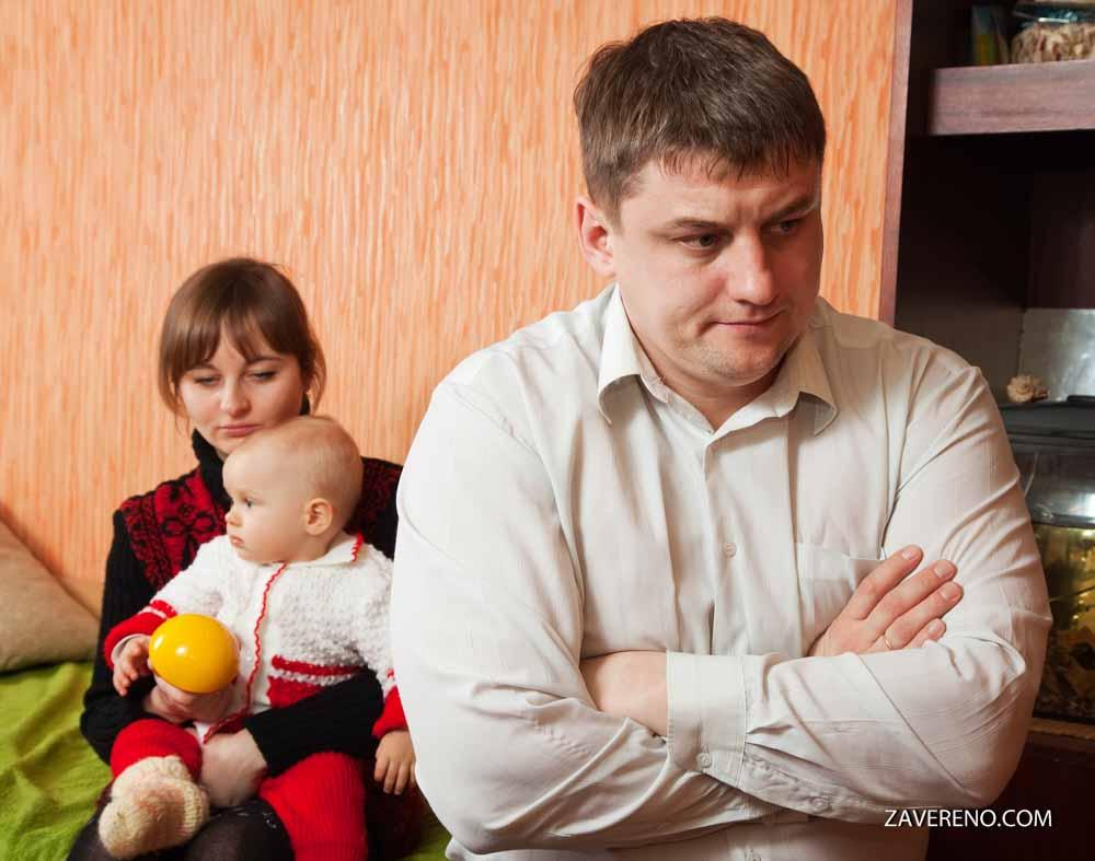Развод при наличии несовершеннолетних детей, когда развестись не получится, с кем останется ребенок