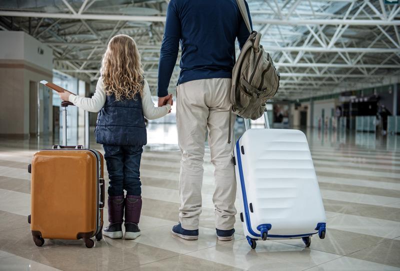 Разрешение на выезд ребенка за границу от второго родителя и въезд