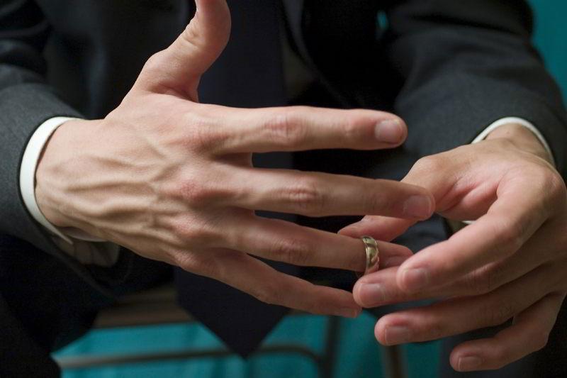 Как узнать о разводе