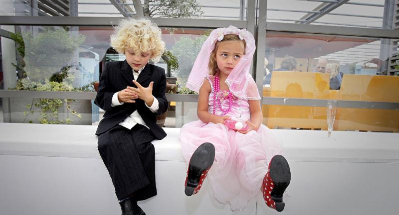 Свадьба в тюрьме: особенности регистрации брака