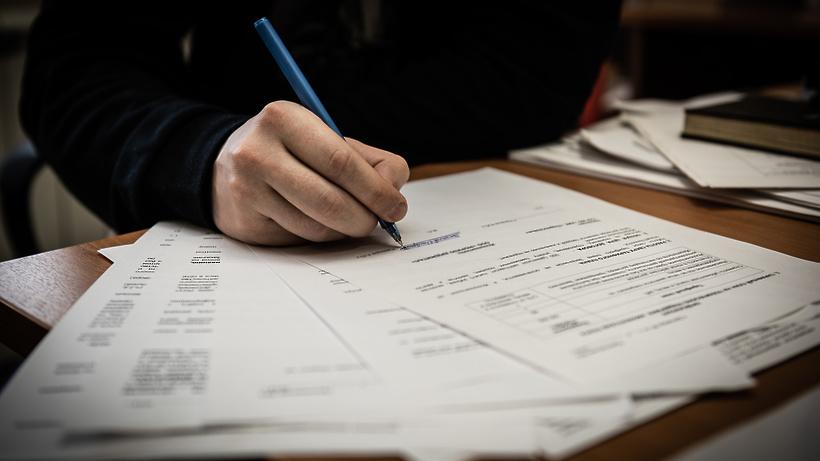 Список документов для временной регистрации