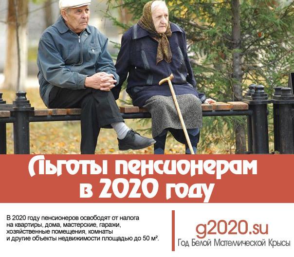 4 налога, от которых освобождены пенсионеры россии
