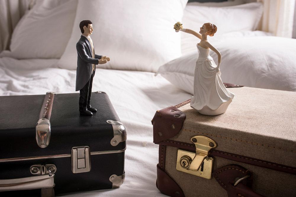 Раздел имущества супругов при расторжении брака