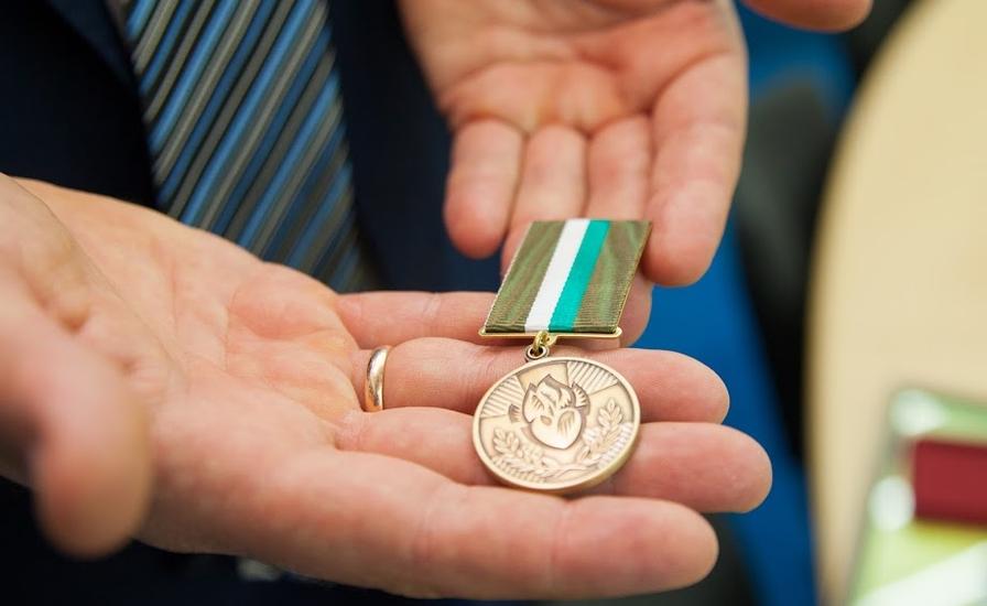 Наследование государственных наград, почетных и памятных знаков *