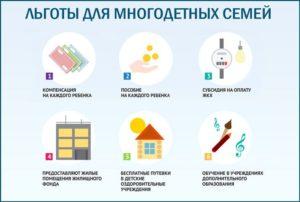 Земельный участок многодетным семьям в москве в 2020 году