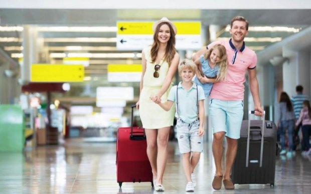 Выезд с ребенком за границу. лайфхак для родителей