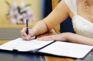 Смена фамилии после развода — тонкости процедуры