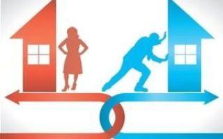Ипотека при разводе супругов: как делится ипотечная квартира в 2020 году?