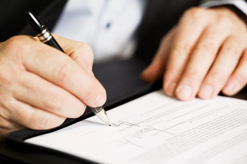 Подделка подписи — статья 327 ук рф