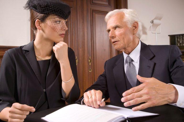 Как наследство делится между женой и детьми от первого брака