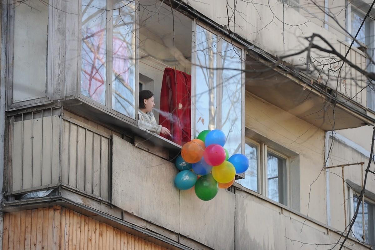 Запрет курения на балконах и лоджиях
