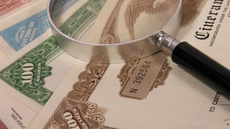 Оценка акций для вступления в наследство и их наследование