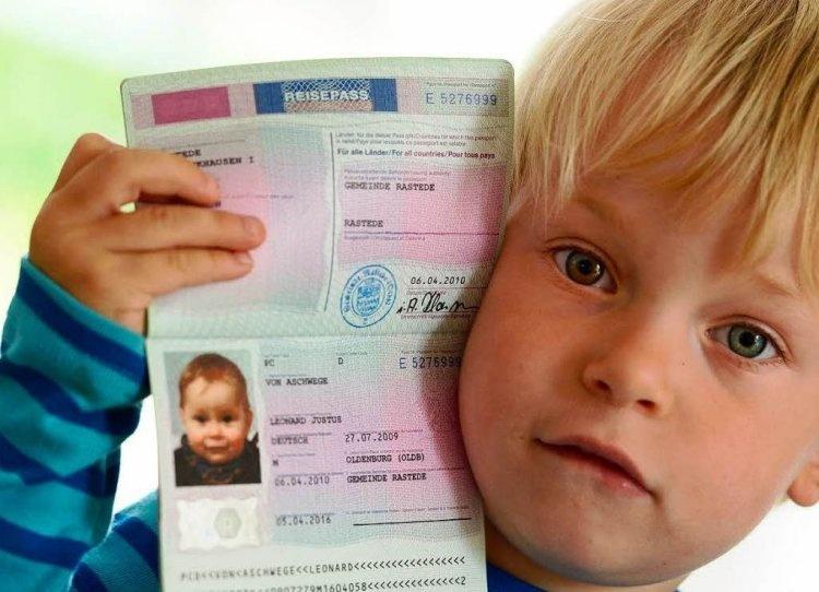 Как оформить загранпаспорт ребенку – документы, сроки и стоимость загранпаспорта для детей в 2020 году