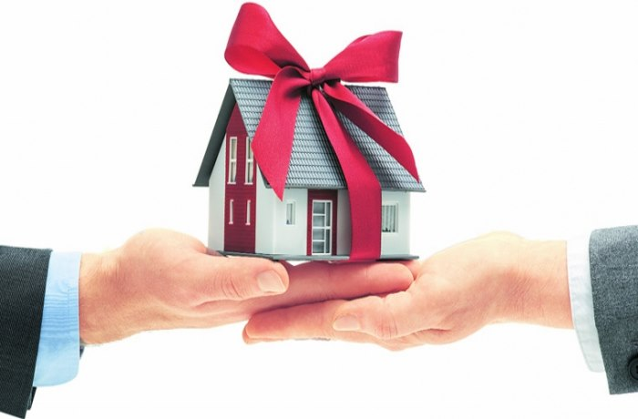 Дарение квартиры, которая была получена по наследству