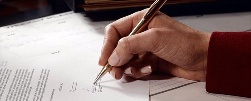 Как грамотно оформить завещание на земельный участок и дом? бланк и образец для скачивания