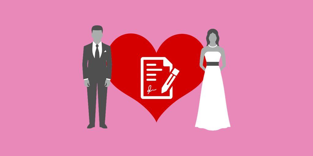 Что такое брачный контракт и для чего он заключается