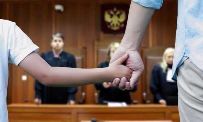 Ограничение отца в общении с ребенком, образец иска