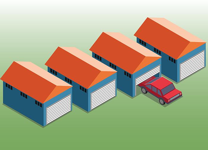 Как оформить наследство на гараж в 2019 году