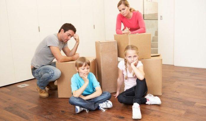 Как быть с квартирой в ипотеке при разводе с двумя детьми 2020 год