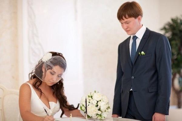 Как зарегистрировать брак в 2020 году в рф – типы регистраций