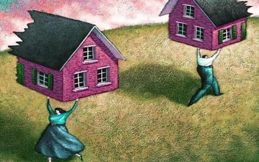 Как делится имущество при разводе супругов