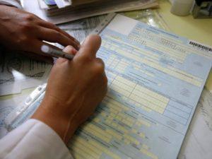 Платятся ли алименты с больничного листа?