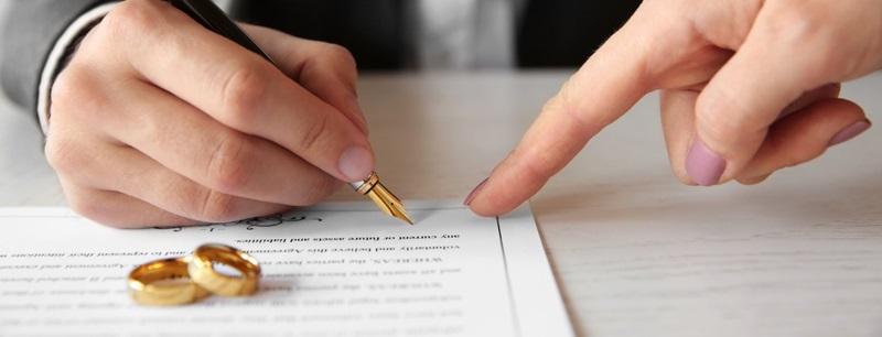 Как правильно заключить брачный договор в рф