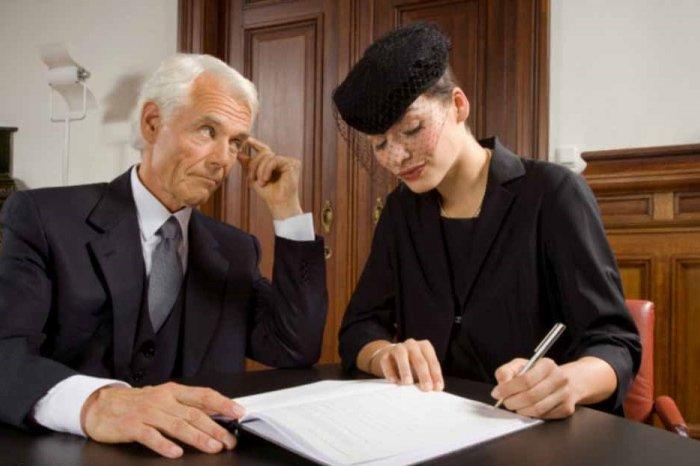 Какая обязательная доля в наследстве для пенсионеров