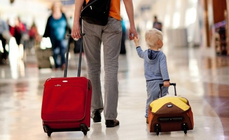 Выезд ребенка за границу. какие документы нужны