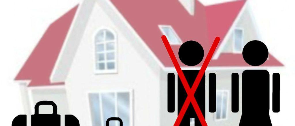 Что нужно для того, чтобы выписать бывшего мужа из квартиры?