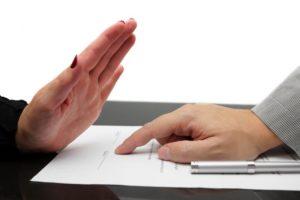 Какие документы нужны чтобы отказаться от наследства