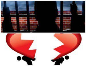 Как развестись если муж в тюрьме