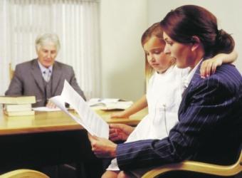Как делится наследство после смерти жены между мужем и детьми