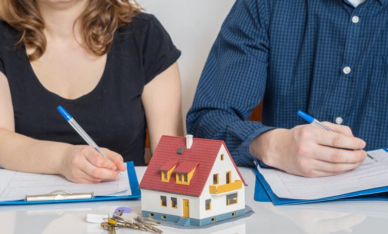 Как происходит раздел имущества при гражданском браке?