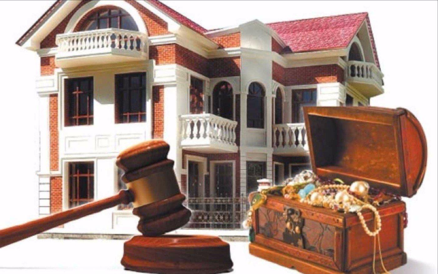 Раздел наследства в случае развода: является ли оно совместно нажитым имуществом и делится ли между супругами?