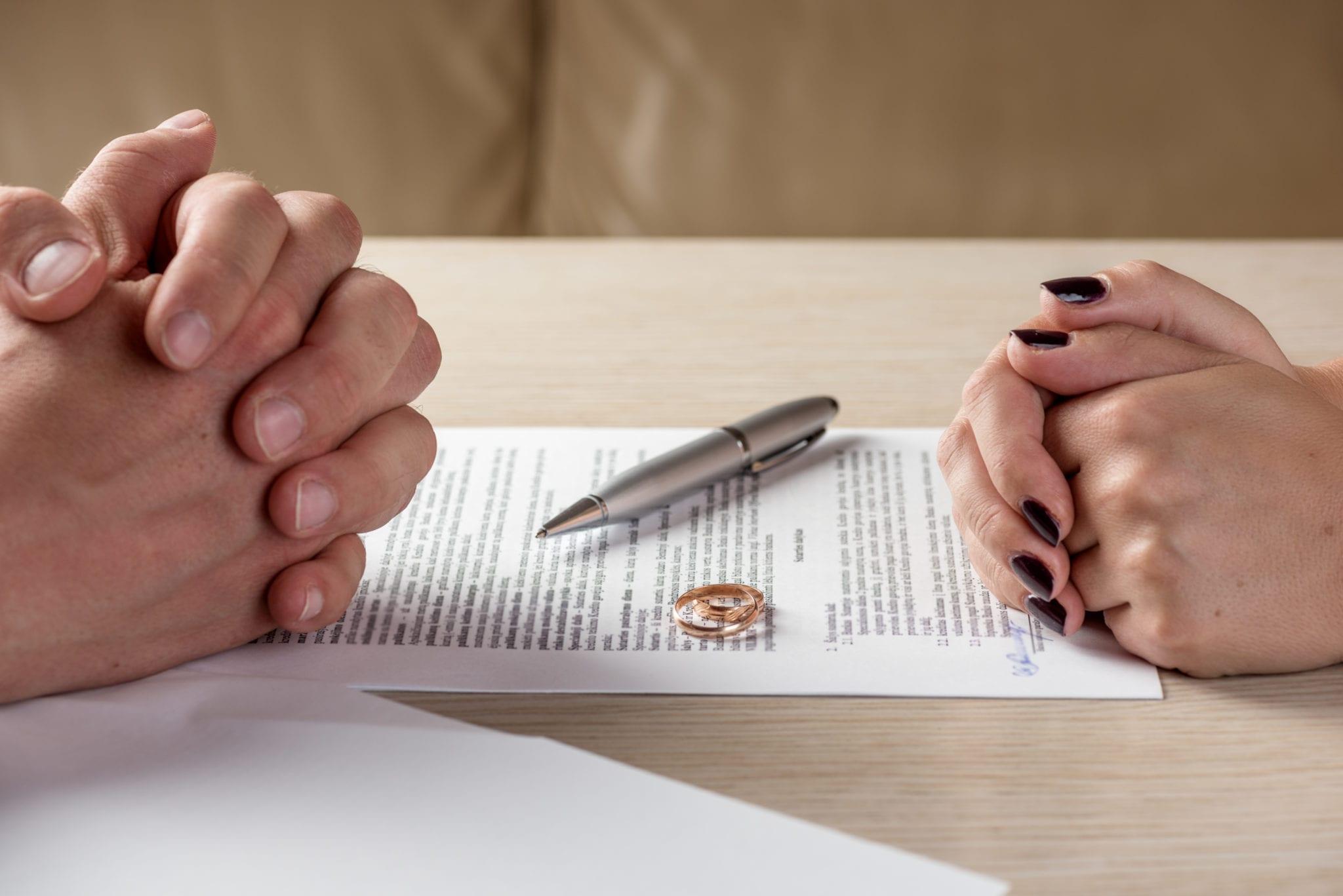 Основания и процедура признания брачного договора недействительным