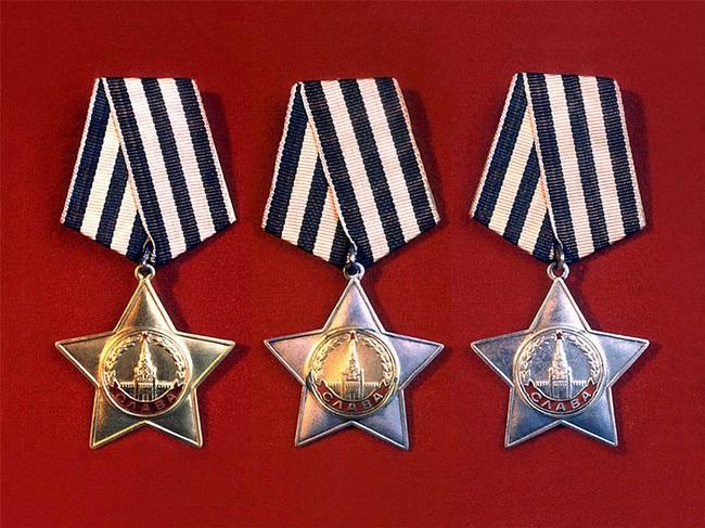 Государственные награды по наследству