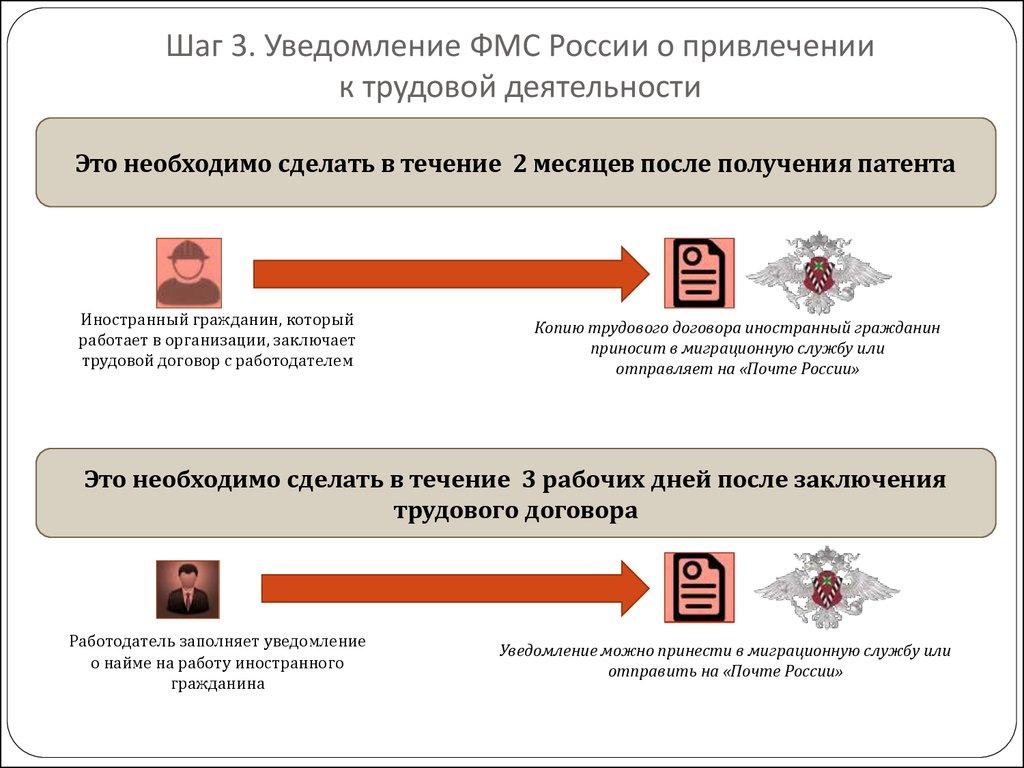 Оформление рабочего патента для граждан снг: правовая основа, алгоритм действий